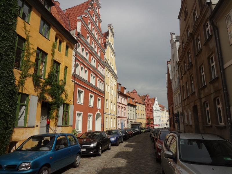 Centrum Stralsund