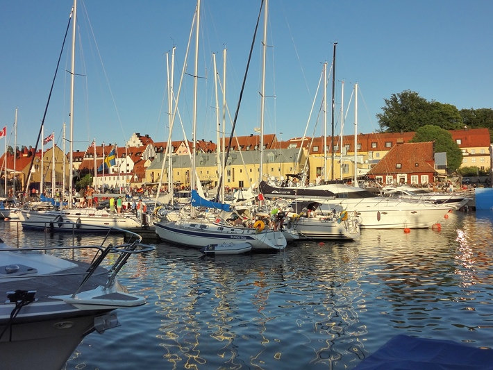 Jachthaven Visby