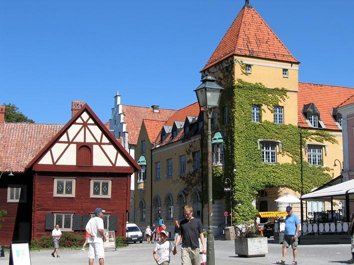Centrum Visby