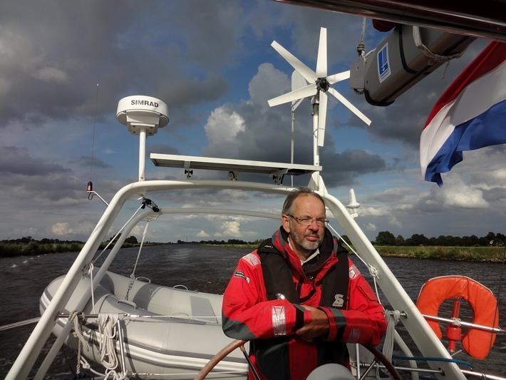 Eemskanaal naar Groningen