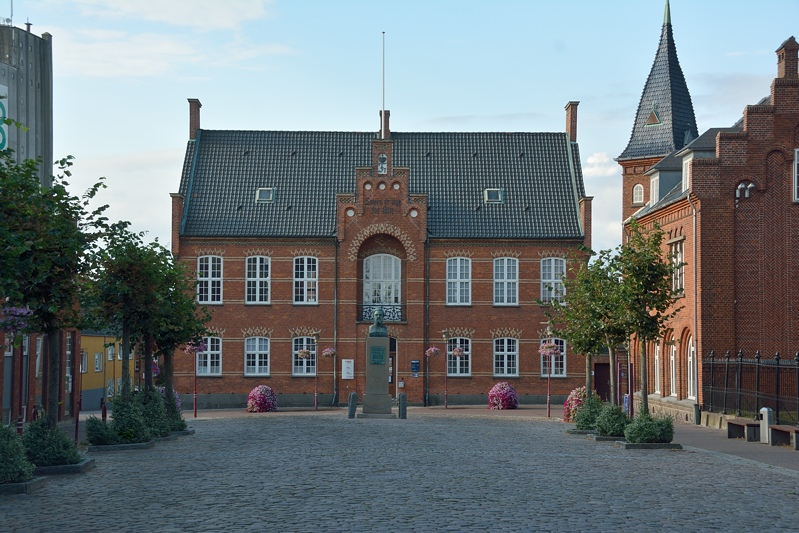 Stadhuis Stubbekøbing