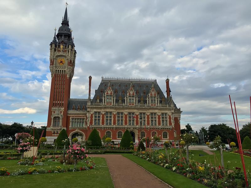 Stadhuis Calais