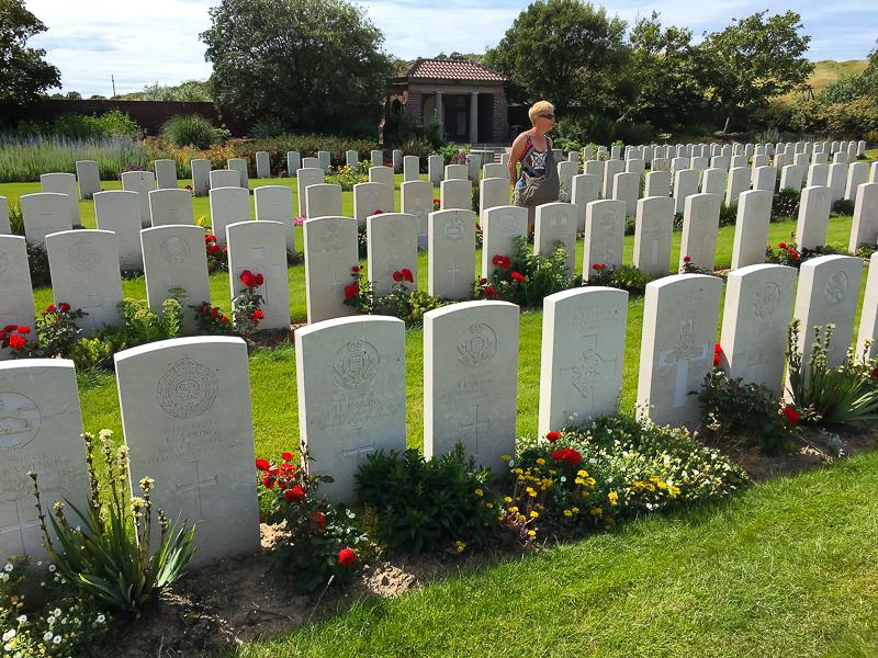 Oorlogsgraven Eerste Wereldoorlog