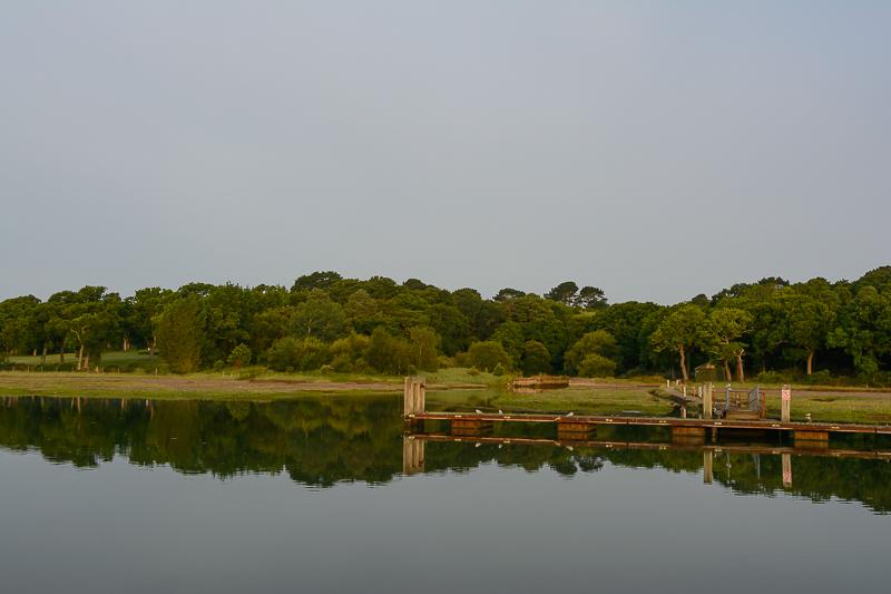 Ochtend op de Beaulieu River