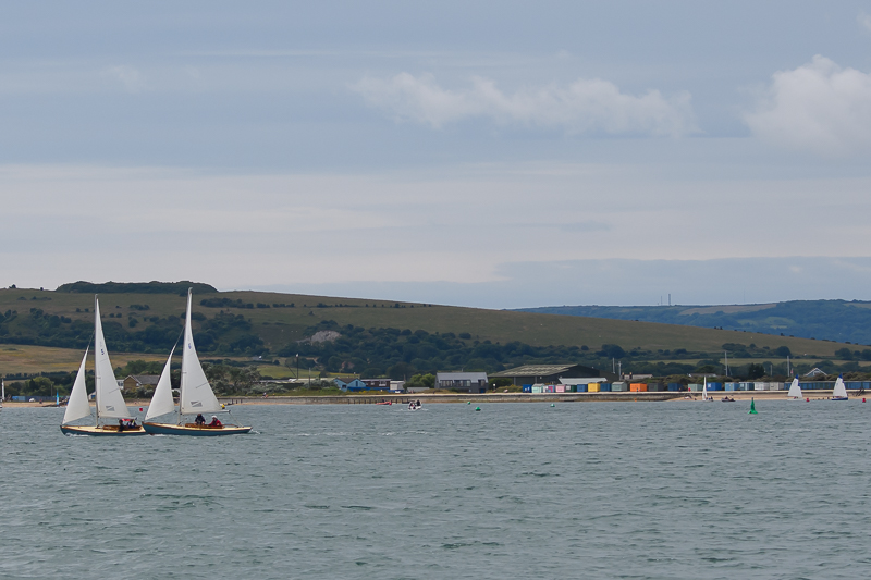 Aanloop Bembridge Harbour