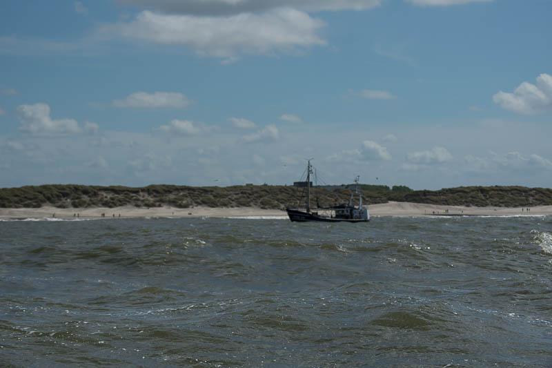 Vertrek Norderney