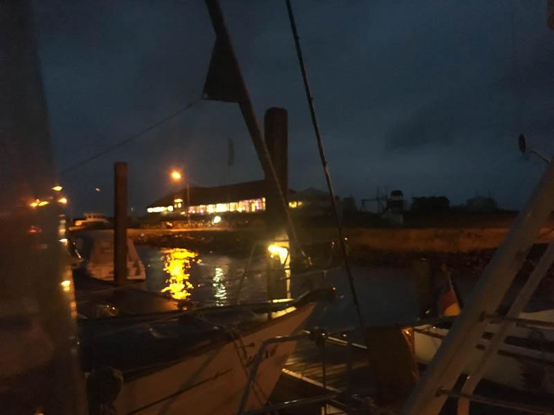 Aankomst Norderney