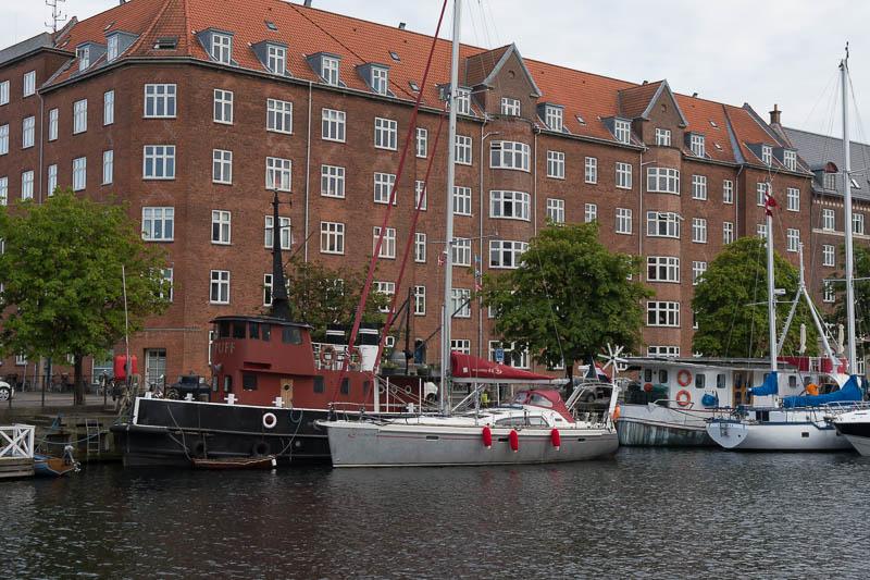 Eerste ligplaats Chistianshavn
