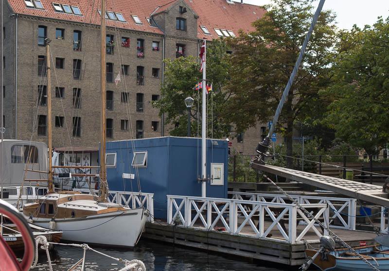 Doucheruimte Christianshavn