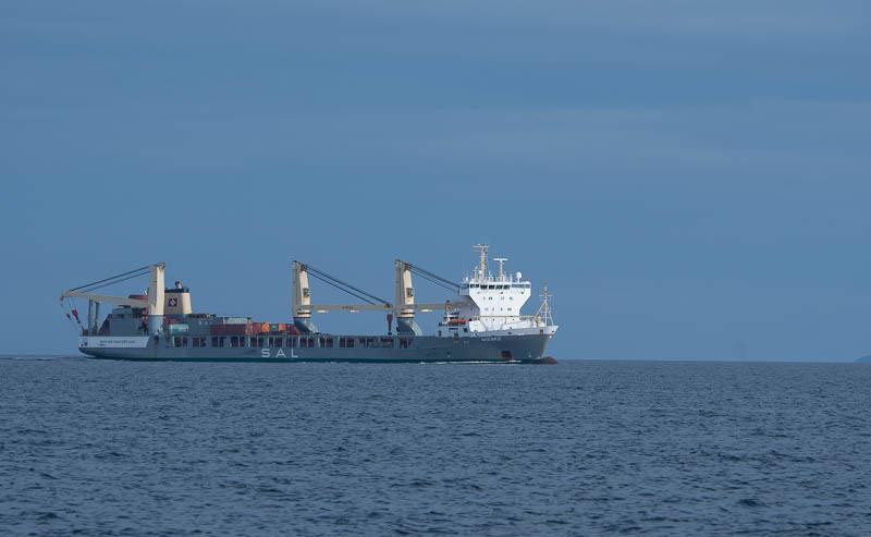 Grote vaart op de Oostzee