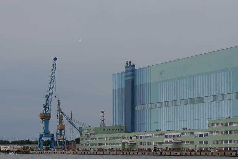 Volkswerft van Stralsund
