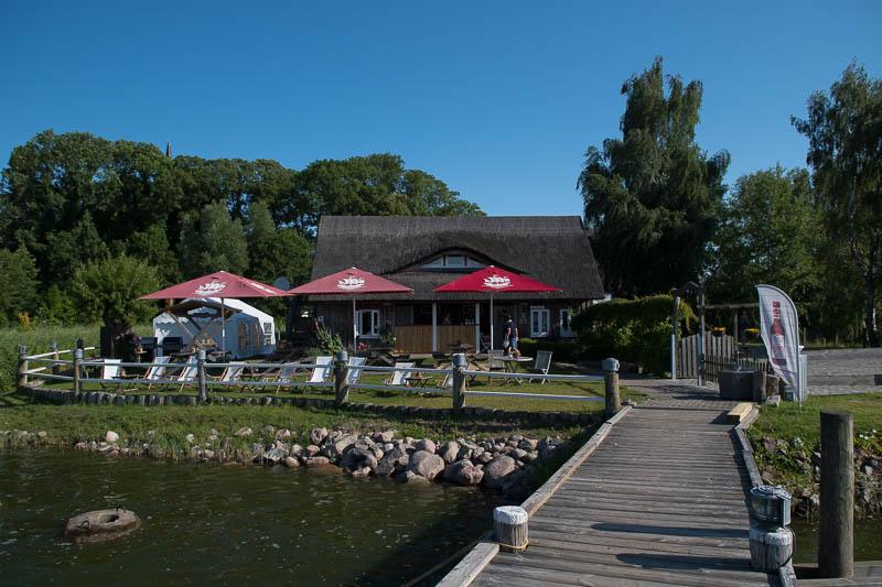 Havenrestaurant Krummin