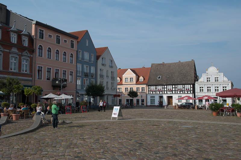 Marktplein Ueckermünde