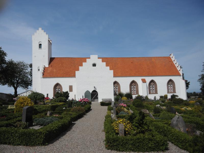 Kerkje Nordby